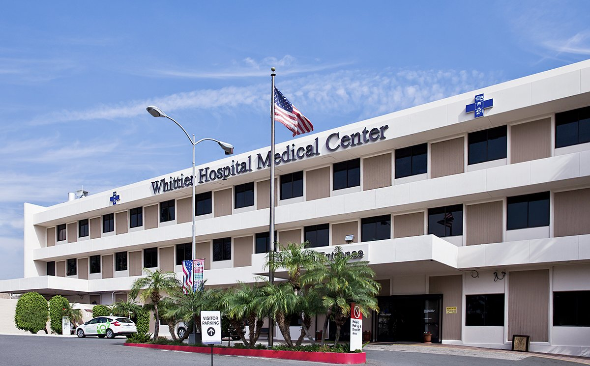 Whittier Hospital<br> Medical Center